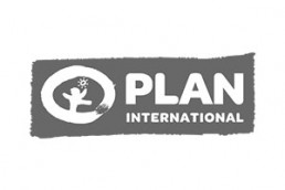 Plan internacional logotipo