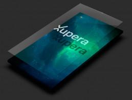 Xupera Screen Mockup